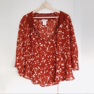 Tops - Boho Breezy Top size XS / Small
